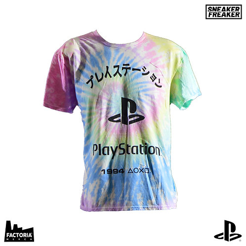 PLAYSTATION T-SHIRT OFFICIAL LICENSE
