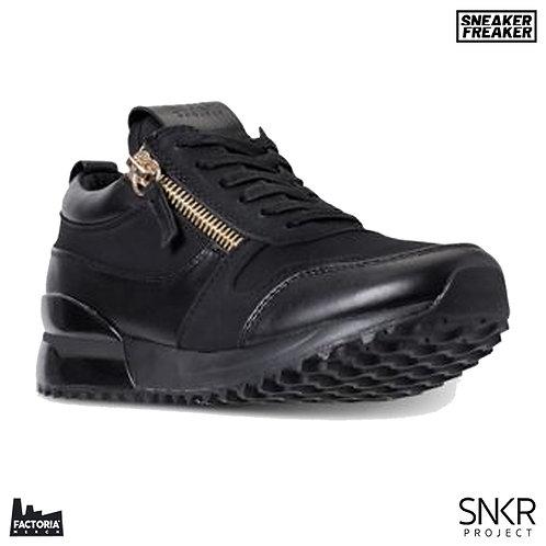 SNKR PROJECT SNEAKER - RODEO (BLACK MONO)