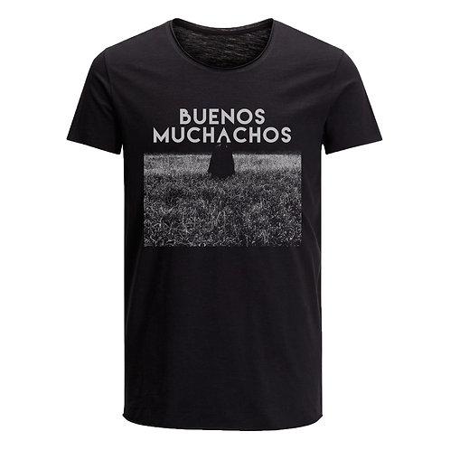 BUENOS MUCHACHOS REMERA CHILLAN NEGRA