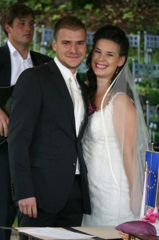 Lina in Dušan
