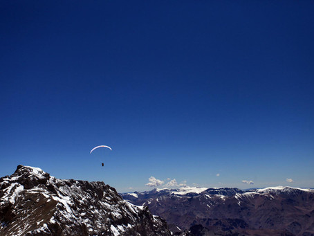 Summit of Aconcagua