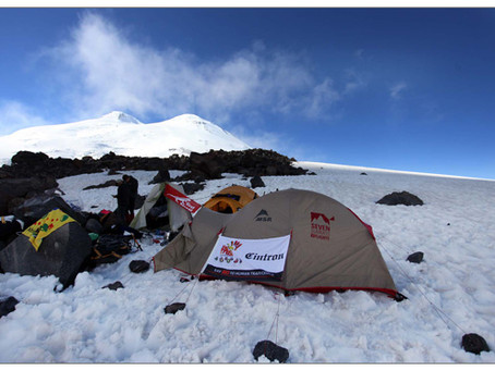 ELBRUS BASE CAMP