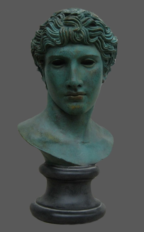 Athlète de Benevent | Ve siècle avant J-C | Musée du Louvre