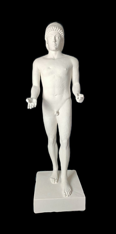 Apollon de Piombino | VIe siècle avant J-C | Musée du Louvre