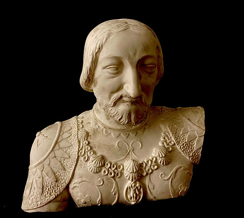 François 1er en armure | Louvre