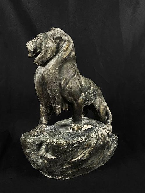 Lion | by Alphonse Dumilatre