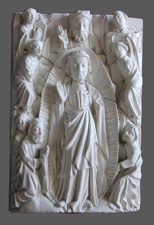 Assomption - Retable de Saint-Leonard Limoges