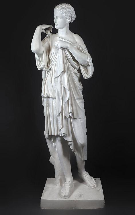 Diane de Gabies | Réplique de Praxitèle | Musée du Louvre
