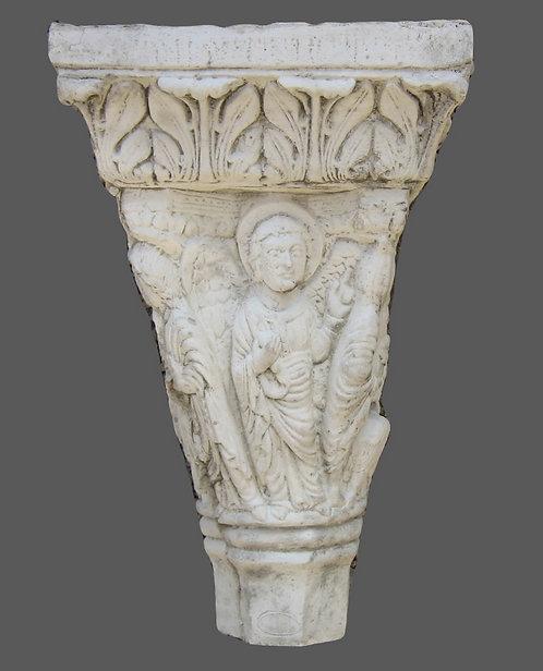 Chapiteau jumelé | XIIe siècle