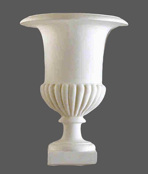 Vase Médicis à godrons