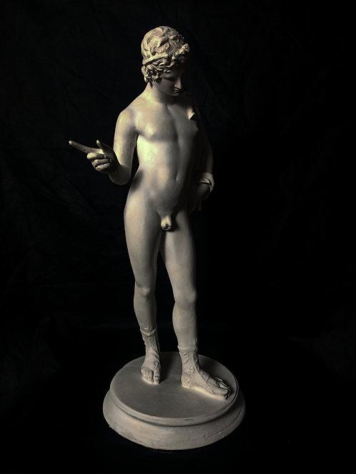 Narcisse   Trouvé à Pompeï   Musée de Naples