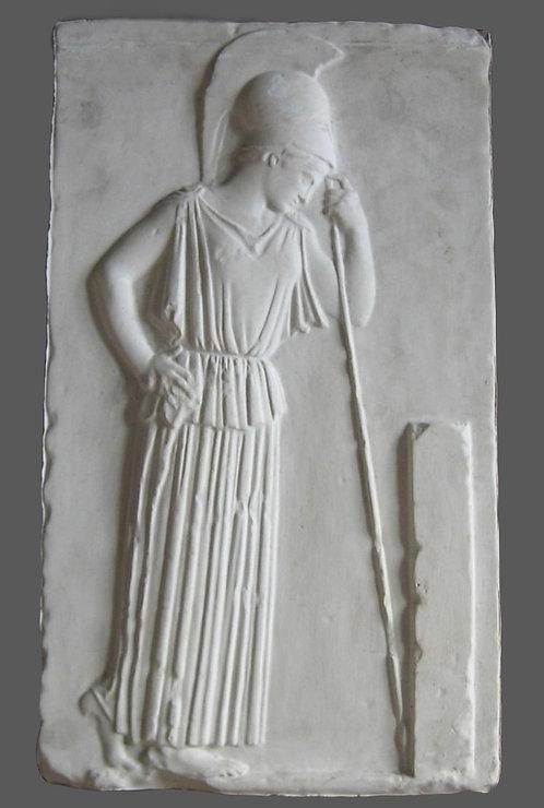 Athéna pensive | Musée de l'Acropole