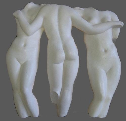 Trois Grâces | Musée du Louvre