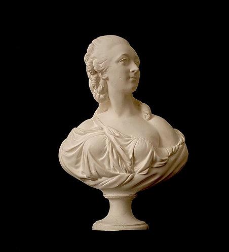Mme Du Barry | Pajou | Louvre