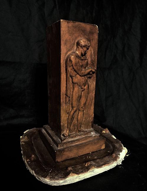Lampe Parthénon - carrée