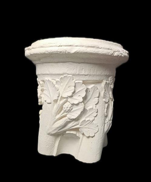 Bague de colonne torse   XIIIe Siècle