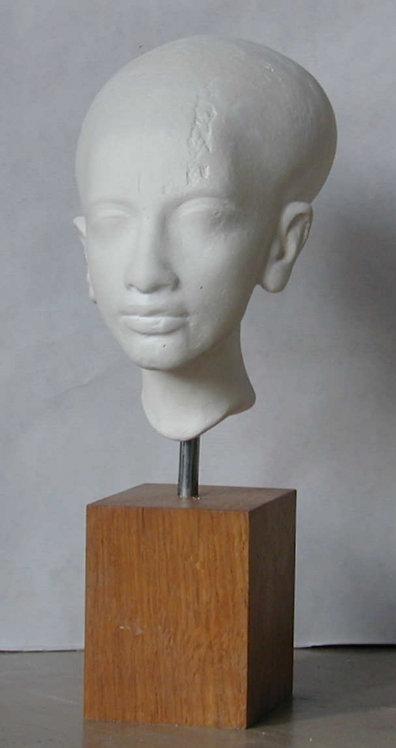 Princesse royale | Fille d'Aménophis IV dit AKHENATON | Musée du Caire