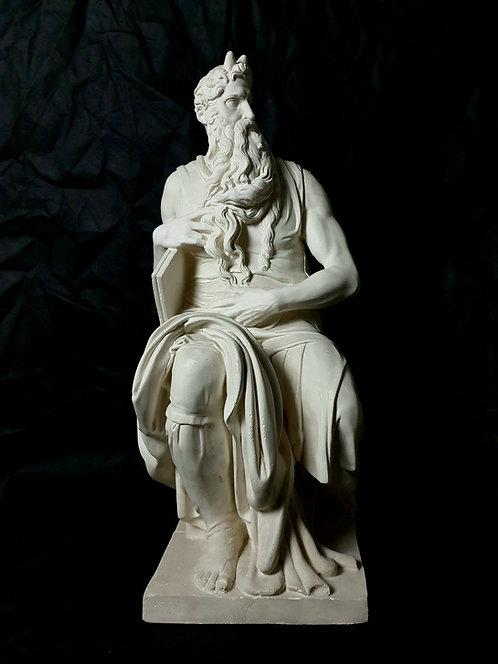 Moses | Michelangelo | San Pietro in Vincoli | Rome