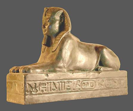 Sphinx couché | Musée du Louvre