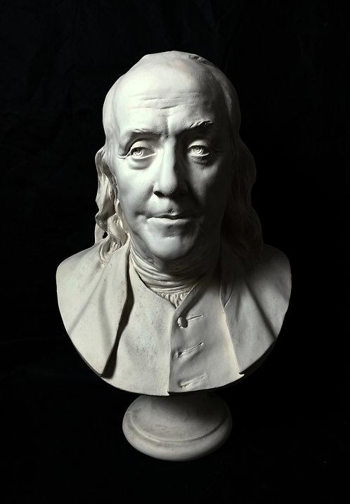 Franklin | Houdon | Musée du Louvre