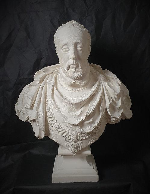 Henri II | Germain Pilon | Louvre