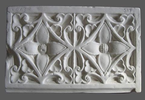 Détail d'ornement de pilier | Cathédrale de Chartres
