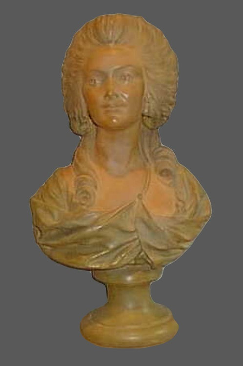 Inconnue de Nevers | Madame Rolland | Musée de Nevers