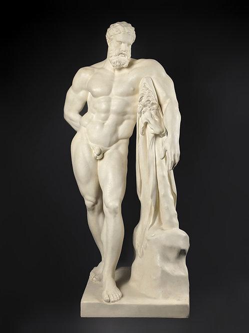 Hercule Farnèse | Glycon d'Athènes | Ier siècle avant J-C | Musée de Naples