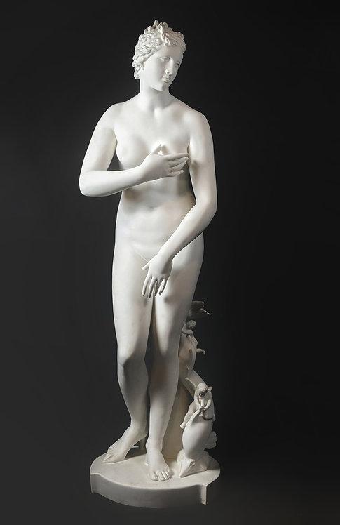 Vénus de Médicis | IVe siècle avant J-C | Musée des Offices