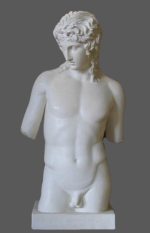 Thanatos dit Amour Grec | Praxitèle | IVe siècle avant J-C | Musée du Vatican