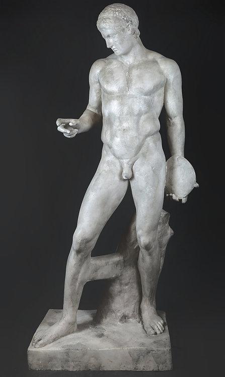 Discophore | Attribué à Alcamène | Fin du Ve siècle avant J-C | Vatican