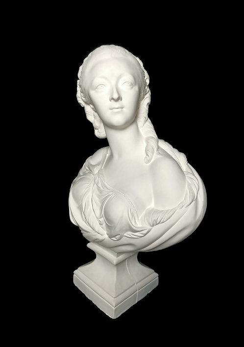 Mme Du Barry | Pajou | Musée du Louvre