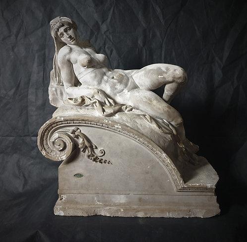 L'Aurore - Michel-Ange - Chapelle des Medicis Florence