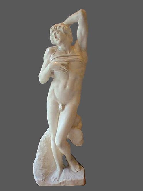 Esclave enchainé | Michel Ange | Musée du Louvre