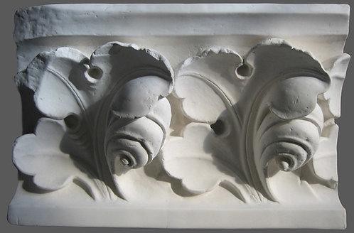 Feuilles de chou | Frise gothique