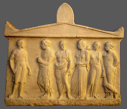 Procession des Dieux | Musée d'Athènes