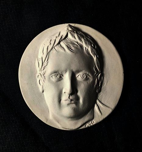 Napoleon - médaillon de face