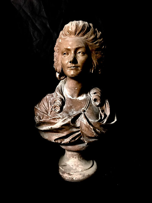 Countess De Sabran | Houdon | Postdam Chateau