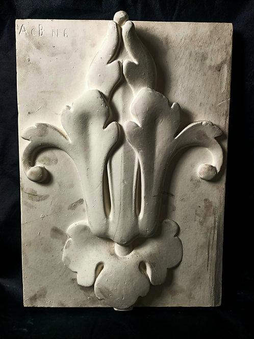Fleuron gothique