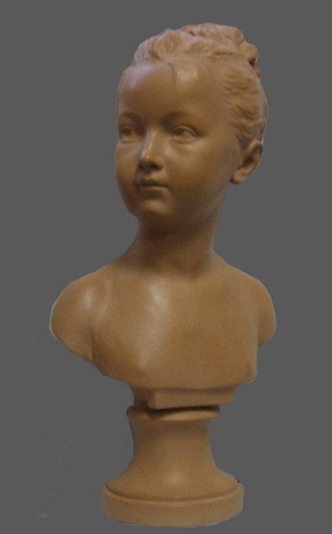 Brongniart Louise | Houdon | Musée du Louvre