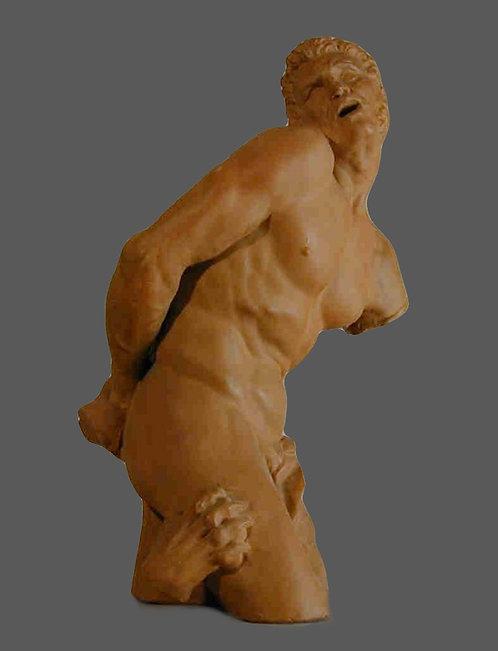 Milon de Croton | Puget | Musée du Louvre