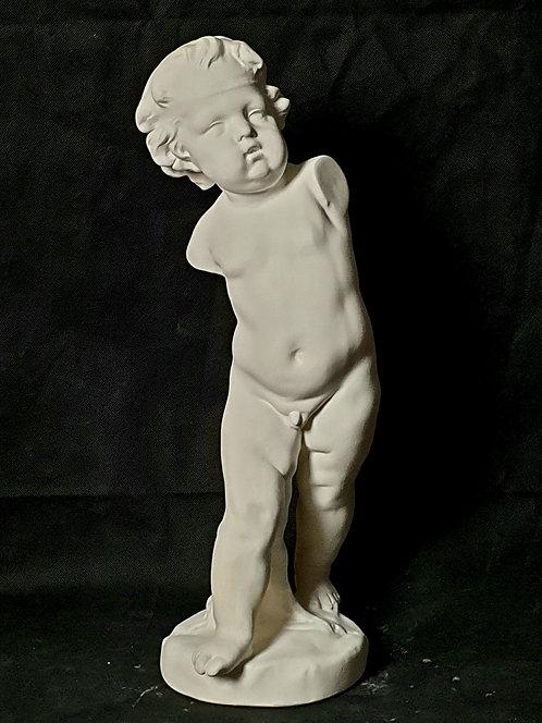 Enfant sans bras | Par F. Flamant