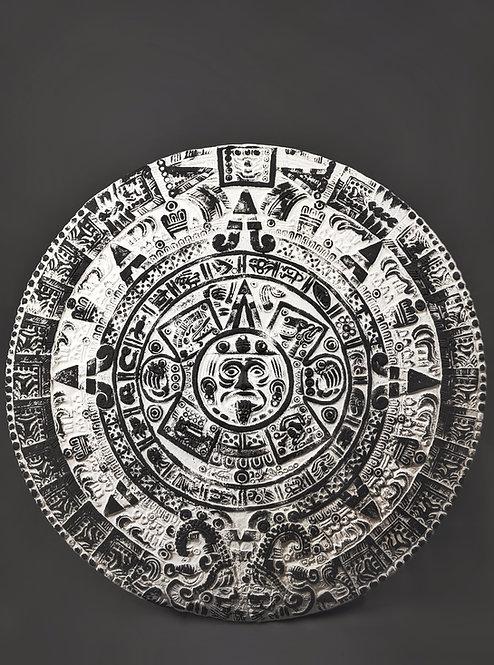 CALENDRIER AZTEQUE | Mexique