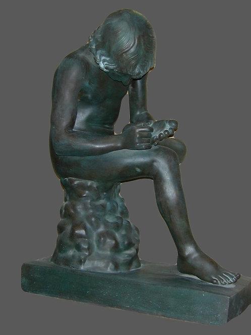 Tireur d'épine | Ve siècle avant J-C | Musée du Capitole Rome