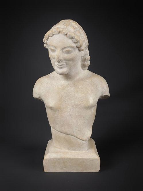 Apollon Archaique dit Couros | Musée d'Athènes