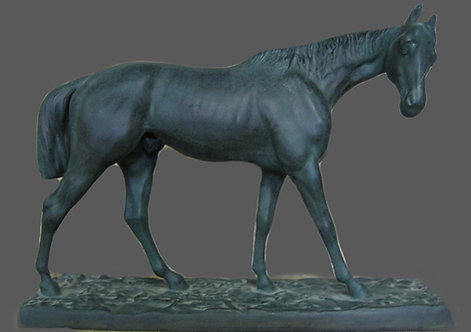 English horse | Pierre-Jules Mene