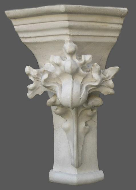 Crochet pilastre gothique | Gothique XI - XIIème