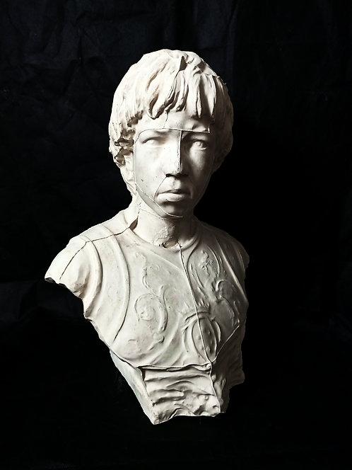 Laurent de Médicis as a child