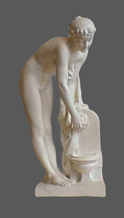 Femme à la fontaine | Schoenewerk | Musée du Louvre