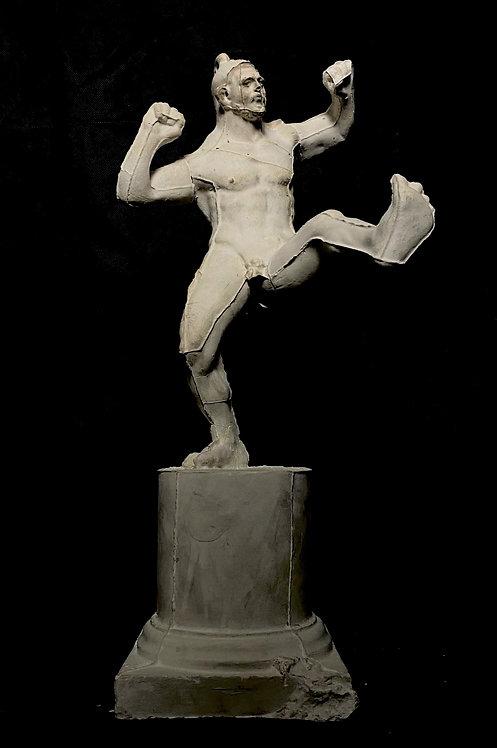 Pancratiaste | Epoque Impériale | Musée du Louvre